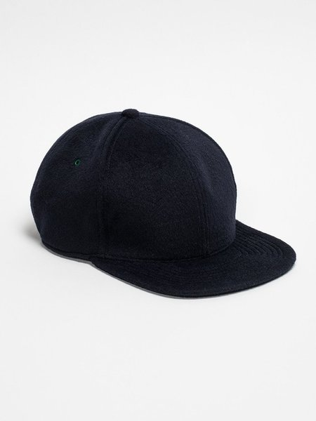 Nanamica Wool Cap - Navy