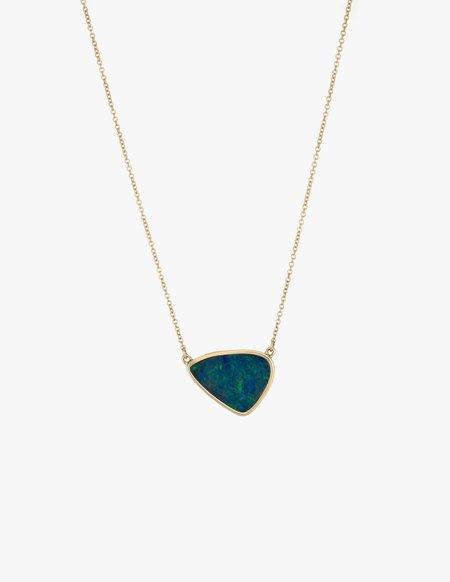 Kathryn Bentley Blue Opal Pendent