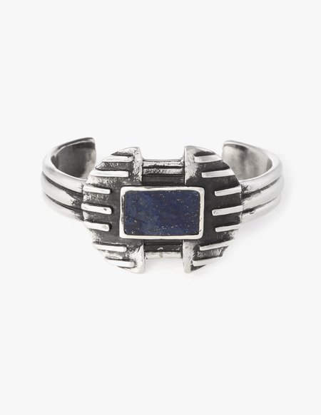 Dream Collective Deco Cuff #2 in Lapis