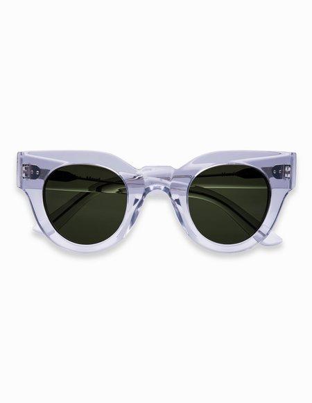 Sun Buddies Maud Clear Sunglasses