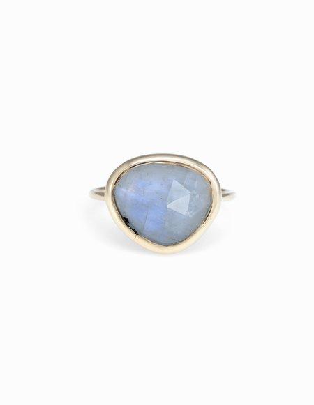 Kathryn Bentley Moonstone Slice Ring