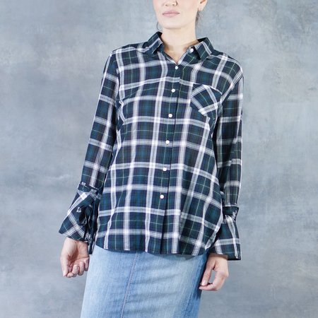 Trovata The Maya Bell Sleeve Shirt