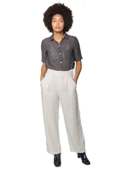 Lacausa Ivory Isabel Trousers