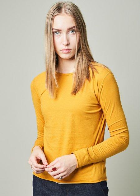 Simon Miller Merrick Long Sleeve Tee - Yellow