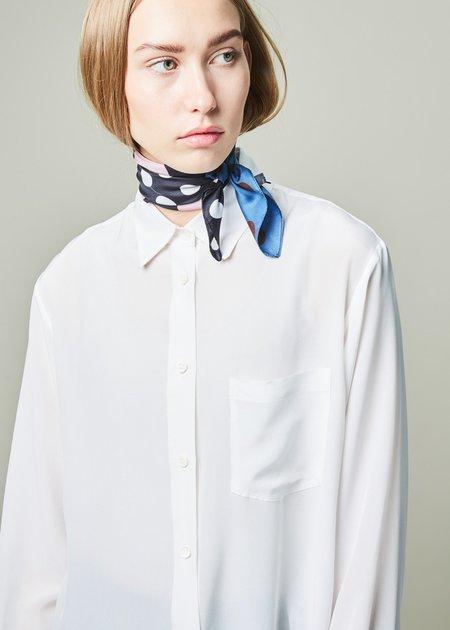 Ter et Bantine Reverse-Tail Button Up Shirt