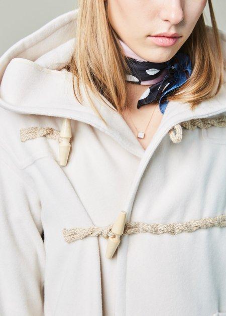 NICO Snowman Duffle Coat