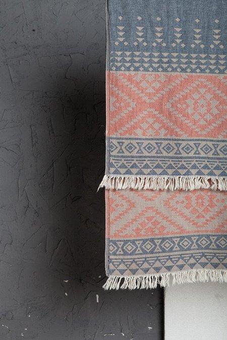 Tama Towels Sol Peshtemal  - Navy
