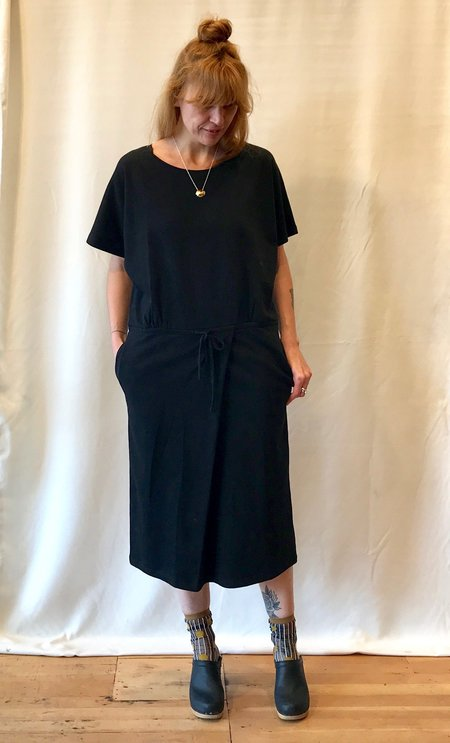Kowtow Building Block Drawcord Dress