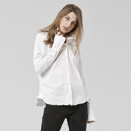 Kristensen du Nord Double-collar Shirt - White