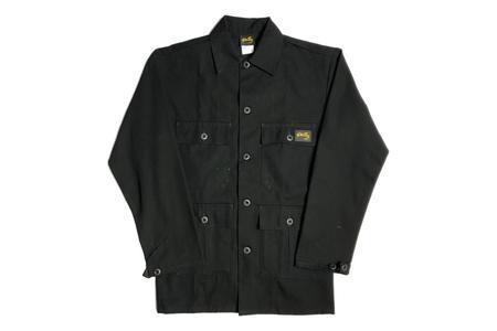 Stan Ray Four Pocket Jacket - Black
