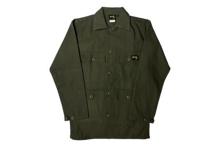 Stan Ray Four Pocket Jacket - Olive