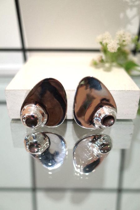 Luz Ortiz Pearl Mable Earrings