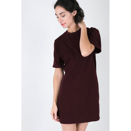 Cotton Citizen Tokyo Mini Dress - Scarlet