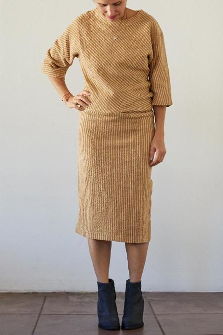 Humanoid Famke Textured Dress
