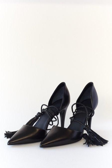Jenni Kayne D'Orsay Tassel Heel