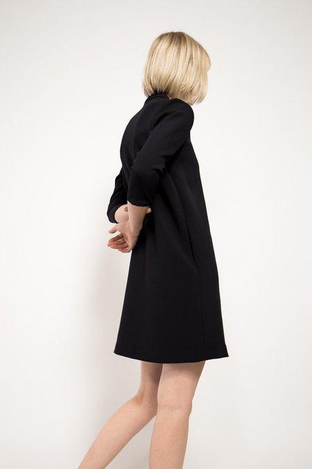 KAAREM Pure 3/4 Mockneck Dress