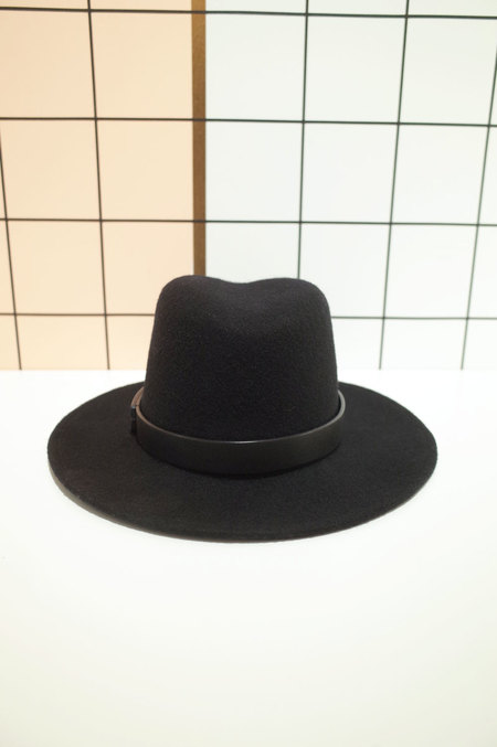 Brookes Boswell Jackson Hat with Sara Barner Trim