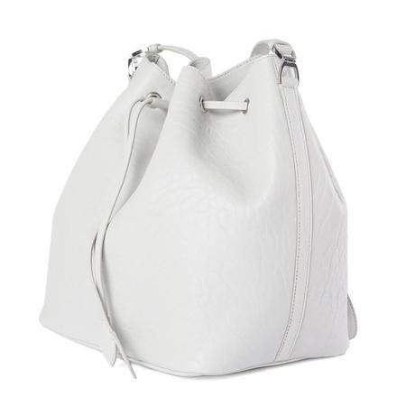 Rochas Pebble Bucket Bag
