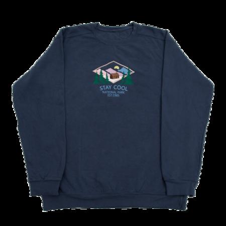 Unisex Staycoolnyc National Park Sweatshirt