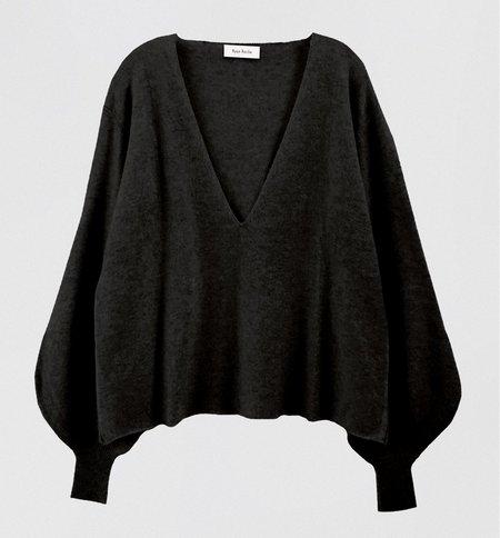 Ryan Roche V-Neck Sweater