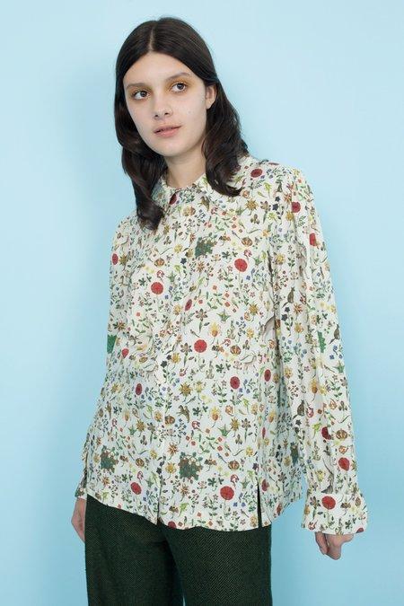 Samantha Pleet Glance Blouse - Illuminated