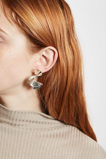 Wolf Circus Franca Studs - Sterling Silver