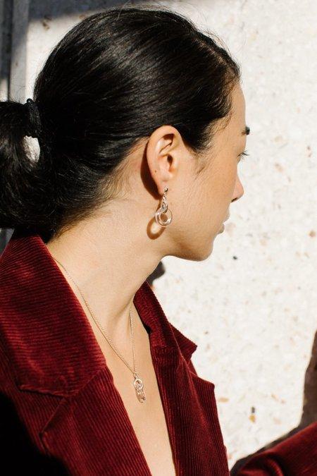 Open House Lucid Earrings - Rock Crystal