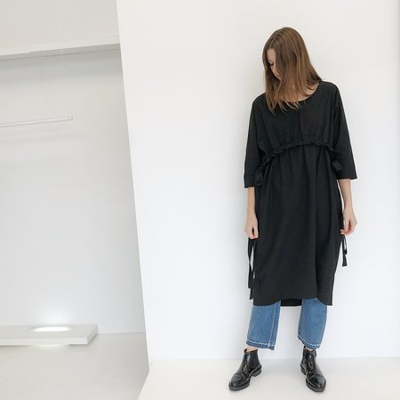 Open Air Museum Black Elspeth Dress