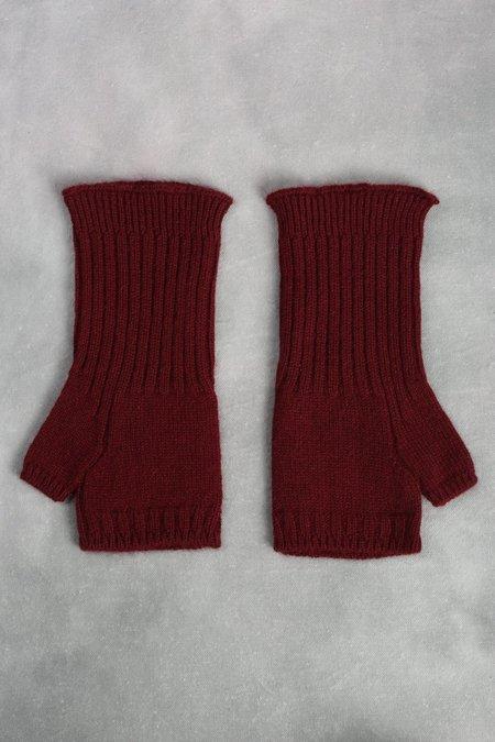 Undercover Alpaca Fingerless Gloves