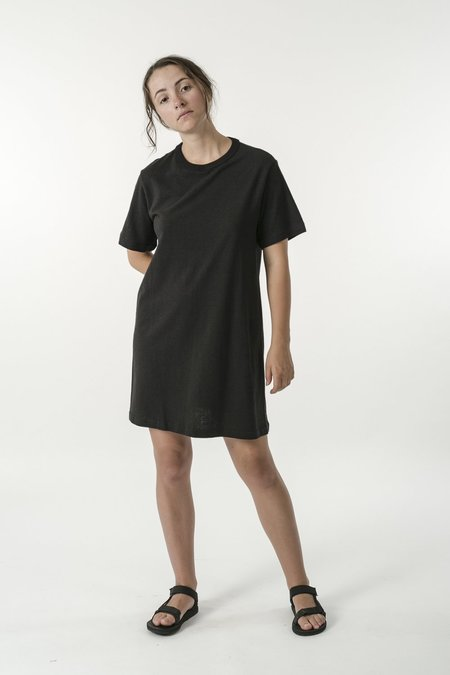 Good Studios Hemp Jersey Long Crew Tee