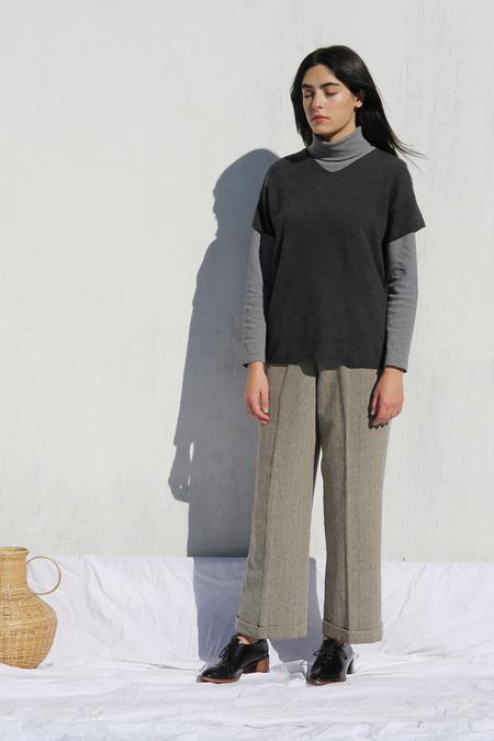 DUO NYC Vintage Jil Sander Wool Tee Sweater