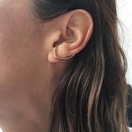Gabriela Artigas Lunula Earrings