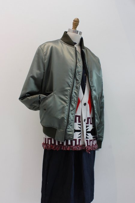 AS65 Army Bomber Jacket