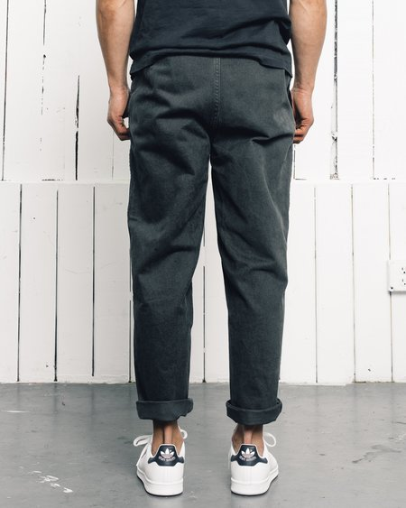 Zed Asymmetrical Patch Trouser