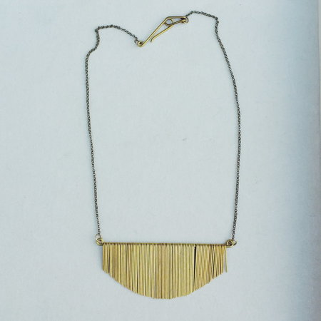 Hellbent Small Jules Fringe Necklace