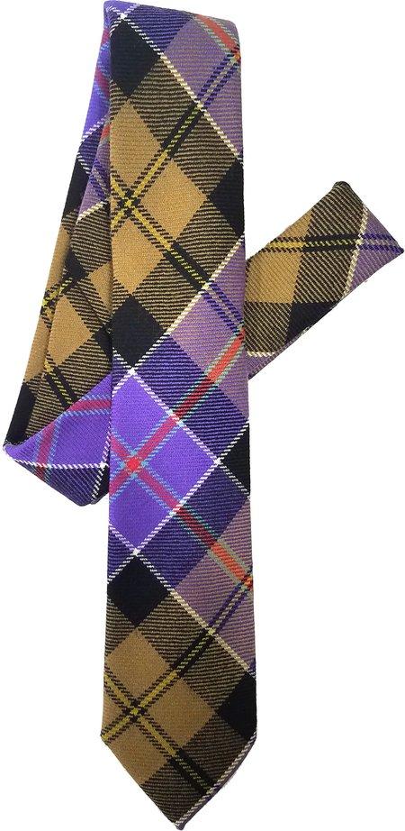 David Hart Darby Tartan Tie