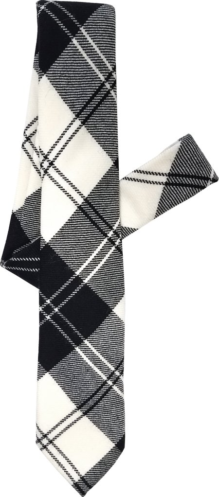 David Hart Shelby Tartan Tie