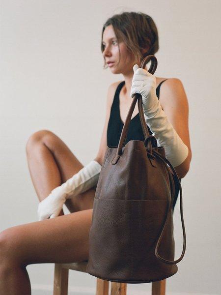 Are Studio Barrel Bag - Coffee