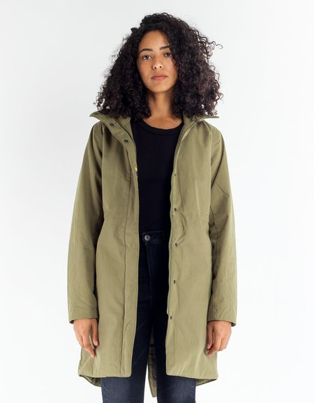 Baro Northlands Insulated Jacket - Loden Green