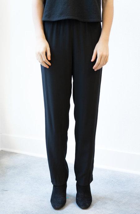 BACKTALK VINTAGE BLACK PANTS XS/S