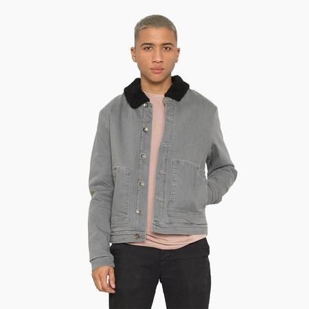 Native Youth Heyes Jacket - Grey
