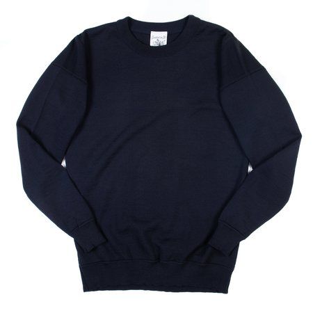 S.N.S. Herning Intro Crew Neck—Classic Navy