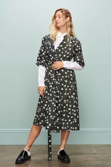Kowtow Now Or Never Dress - Pressed Flower