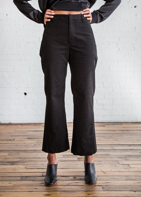 Hope High Trouser Black Cord