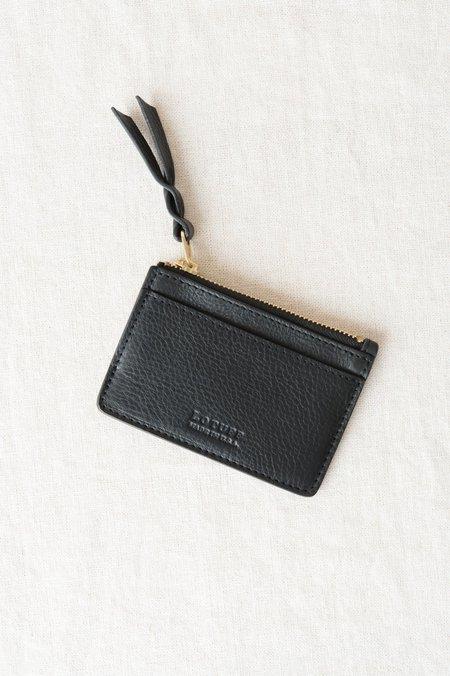 Lotuff Zipper Credit Card Wallet