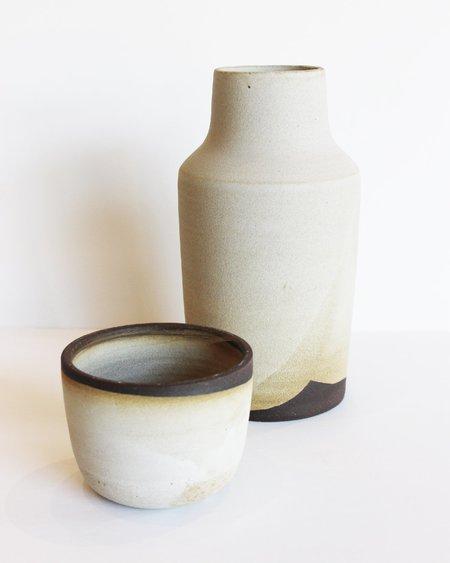 Notary Ceramics Carafe & Cup Lid