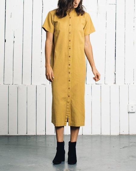 Ilana Kohn Gigi Dress in Brass