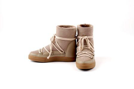 Inuikii Classic Wedge Sneaker Boot
