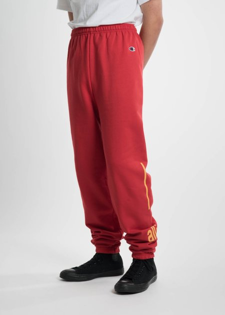 All In Red Signal Sweatpants