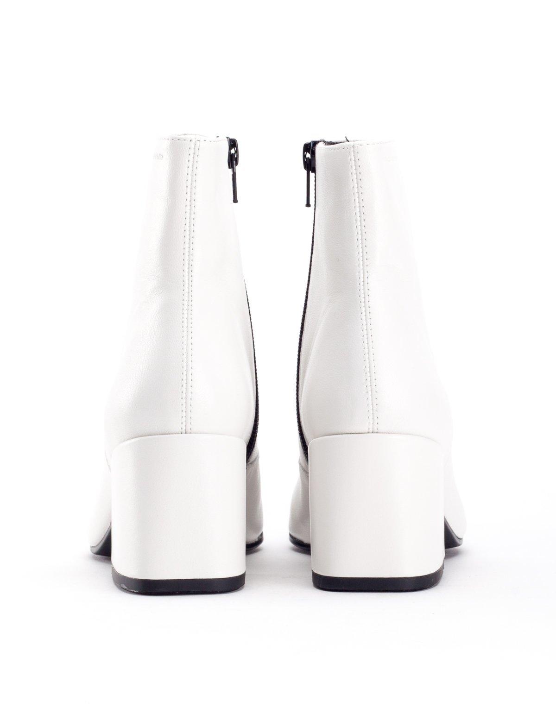 2b932ecfae8060 Vagabond Olivia Leather Boot White